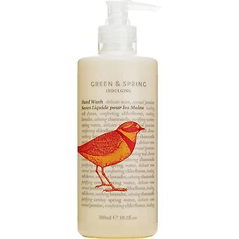 Green & Spring Indulging Hand Wash