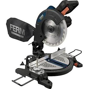 Ferm MSM1037 Compound mitre saw (), , , 210 x 30 mm