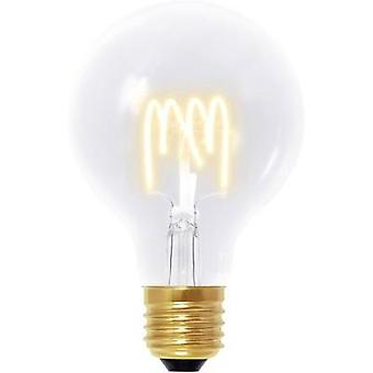 LED E27 globo 4 W = 15 W Gold (Ø x L) 95 x 130 mm EEC: B Segula regulable, filamento 1 PC