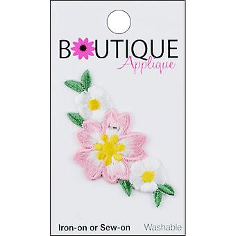 Iron-On Appliques-Flower Trio A001300-224