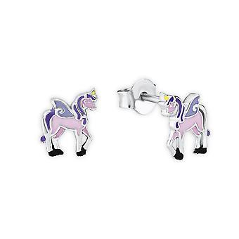 Princess Lillifee children earrings silver unicorn Rosie 2013151