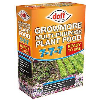 Growmore kornede vegetabilske fødevarer 1,25 kg