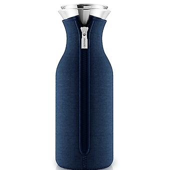 Eva solo carafe with suit Navy blue woven 1,0 liter