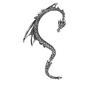 Alchemy Pewter Earrings The Dragons Lure (Right Ear)