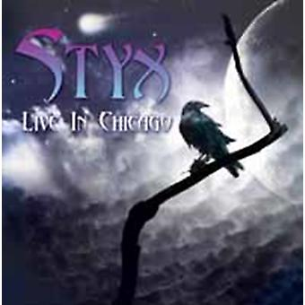 Live in Chicago by Styx