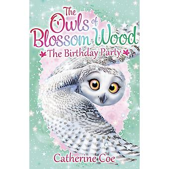 The Owls of Blossom Wood 4 (Paperback) by Coe Catherine