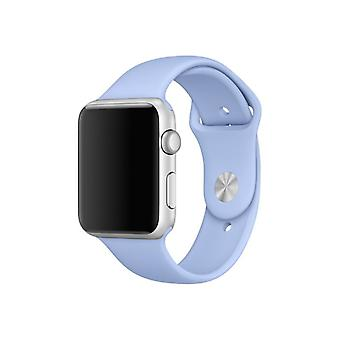 Apple 42 mm sport Bands-Small/Medium-Medium/Large & klockrem-paars-Watch (42 mm)