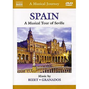 Musical Tour of Seville [DVD] USA import