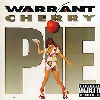 Warrant - Cherry Pie [CD] USA importieren