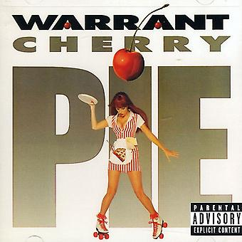 Warrant - Cherry Pie [CD] USA import