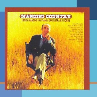 Henry Mancini - Mancini Country [CD] USA import