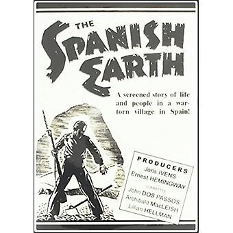 Importación de Estados Unidos tierra español [DVD]