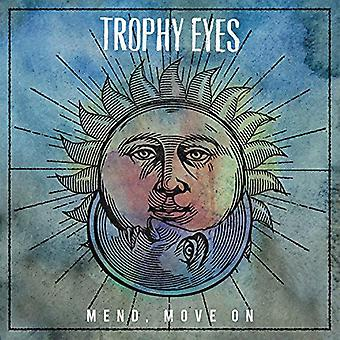 Trophy Eyes - Mend Move on [CD] USA import