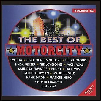 Best of Motorcity - Vol. 12-Best of Motorcity [CD] USA import