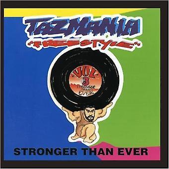 Tazmania fri - Vol. 3-Tazmania Freestyle [DVD] USA import