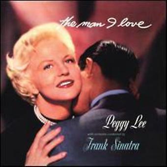 Peggy Lee - mand jeg elsker [Vinyl] USA importerer