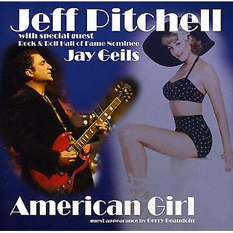 Jeff Pitchell - American Girl [CD] USA import