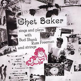 Chet Baker - Chet Baker Sings & Plays [CD] USA import