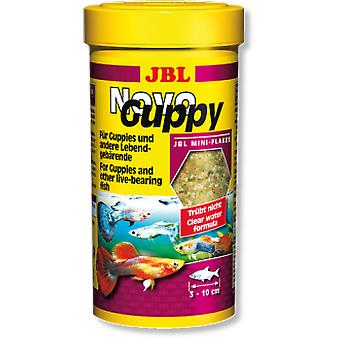 JBL Novoguppy (Fish , Fish Food , Wafers)