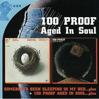 100 Proof Aged in Soul - Somebody's Been Sleeping/100 Proof Aged in Soul [CD] USA import