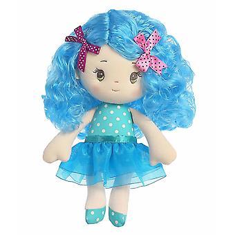 Aurora Welt Cutie locken Olivia Plüsch Spielzeug