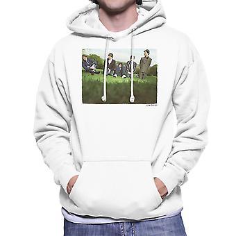 Kaiser Chiefs veld foto mannen Hooded Sweatshirt