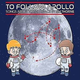 Jim Thorne - at følge Apollo [CD] USA import
