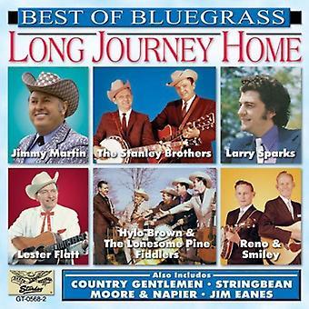 Largo viaje de regreso - importación de Estados Unidos Long Journey Home [CD]
