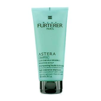 Rene Furterer Astera High Tolerance Sensitive Shampoo (For Sensitive Scalp) 200ml/6.76oz