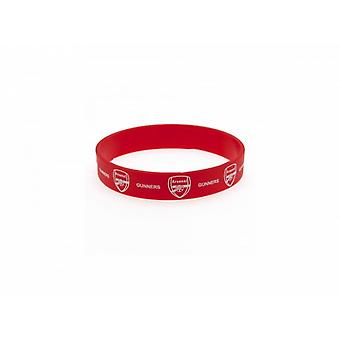 Arsenal FC Official Football Silicone Wristband