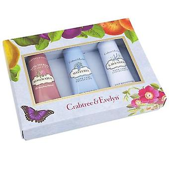 Crabtree & Evelyn Floral Hand-Therapie-Set