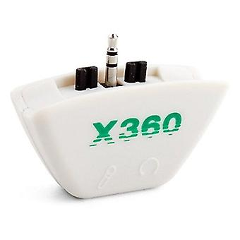 Headset microphone Converter for Xbox 360