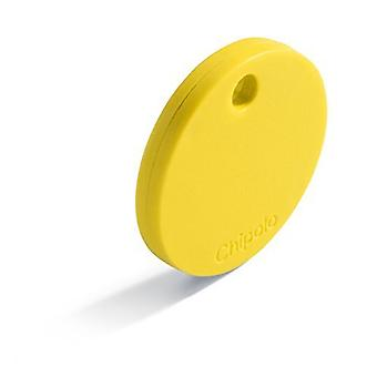 Touche de jour de Chipolo Bluetooth remorque Finder, iOS Android Windows - jaune