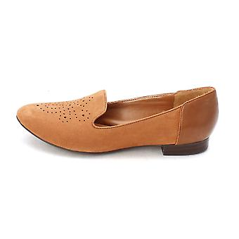 Marc Fisher Womens Comrad Leather Closed Toe Loafers