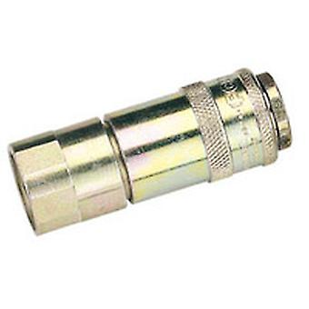 Draper 37832 Packed 1/2 Female Thread PCL Parallel Airflow Coupling