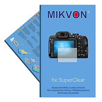 Nikon COOLPIX B700 screen protector- Mikvon films SuperClear