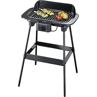 Standing BBQ Electric grill Severin PG 8521 with manual temperature settings Black