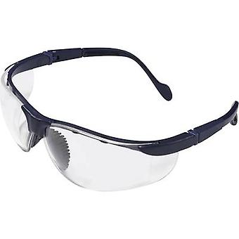 Safety glasses protectionworld 2012004 Black