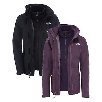 Le North Face Ladies Evolution II Triclimate Jacket