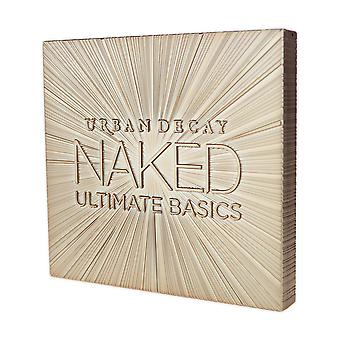 Urban Decay Naked Ultimate Basics Eye Shadow Palette New In Box