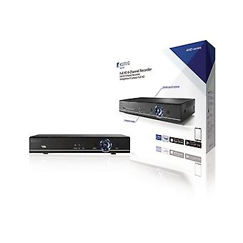 König 8-Kanal Digital Video Recorder HDD 1TB