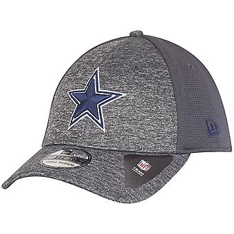 New era 39Thirty Cap - SHADOW Dallas Cowboys graphite