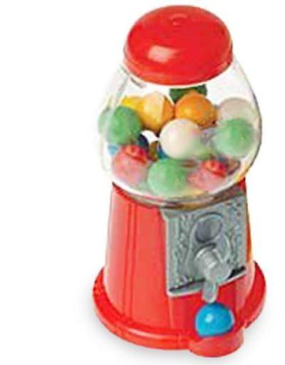 Bigbuy Chewing gum machine 13 cm 25g (Kitchen , Kitchen Organization , Pots)