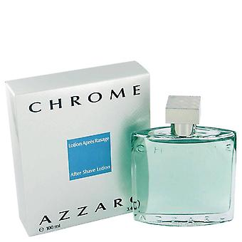 Chrome After Shave By Azzaro
