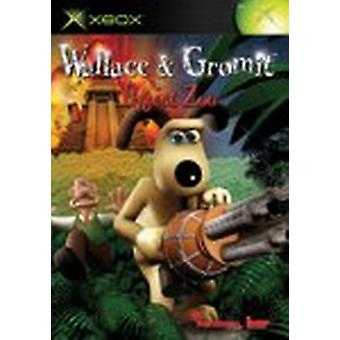 Wallace and Gromit - Project Zoo (Xbox)