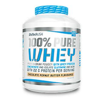 BiotechUSA 100% Pure Whey 2270 g (Sport , Muscle mass , Proteins)