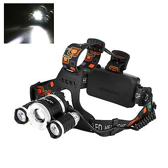 CREE XM-L T6 LED Headlamp - 4 Lighting Modes