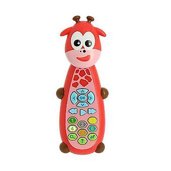 Infinifun Giraffe Remote Toy (I16550)