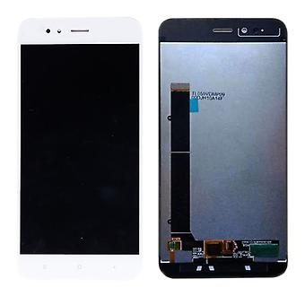Display full LCD unit touch spare parts for Xiaomi MI 5 X repair white new