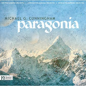 Cunningham / Winstin / Kiev Phil Orch - Paragonia [CD] USA import